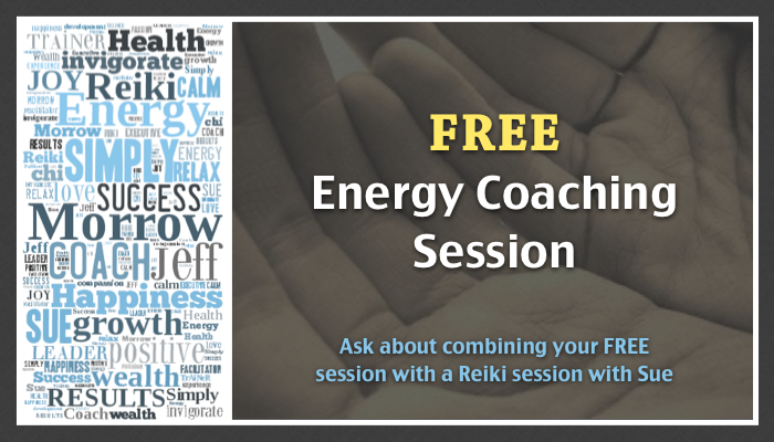 FREE Energy Coaching Session with Jeff Morrow
