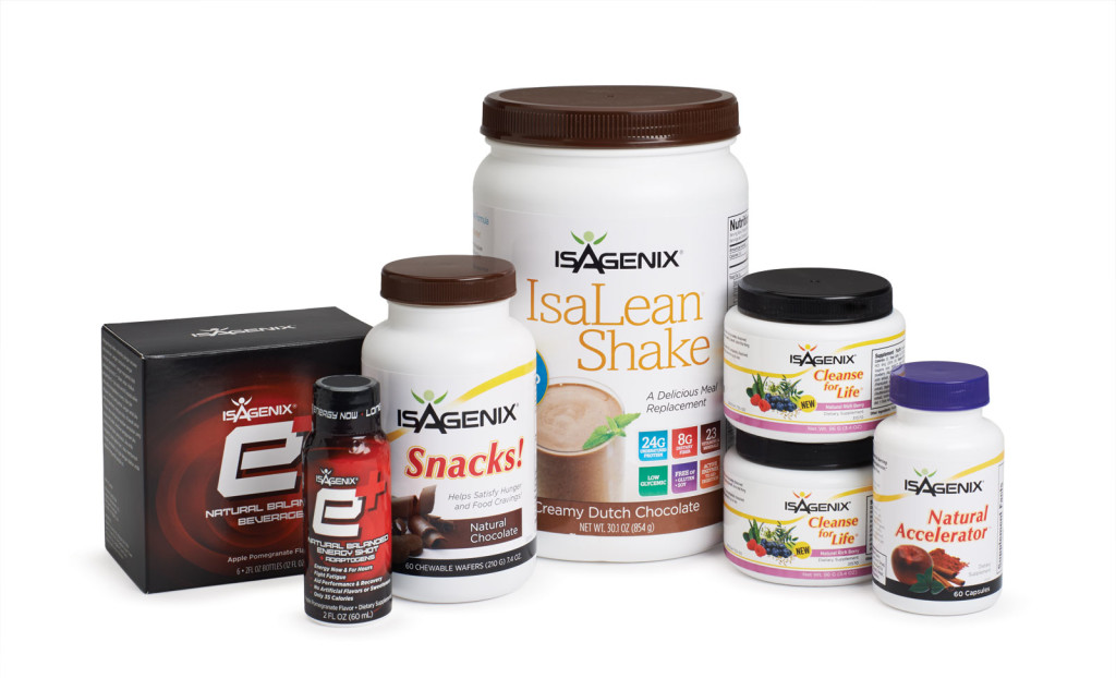 Jeff Morrow Isagenix 9 Day Cleanse